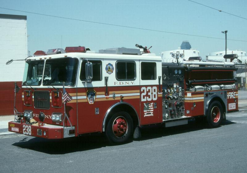 Welcome to the Company Page for Engine Company 238, Ladder Company 106 &  the Foam Tender Unit.