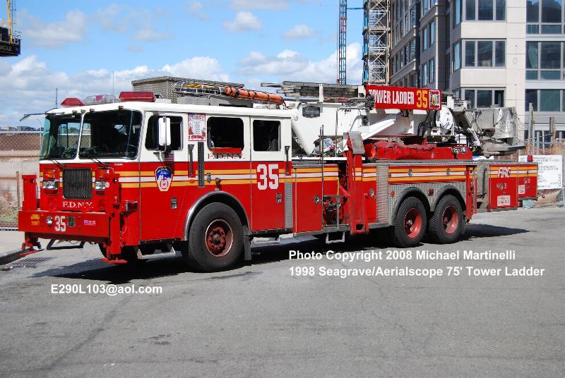 FDNYtrucks.com (Engine Company 40/Ladder Company 35)