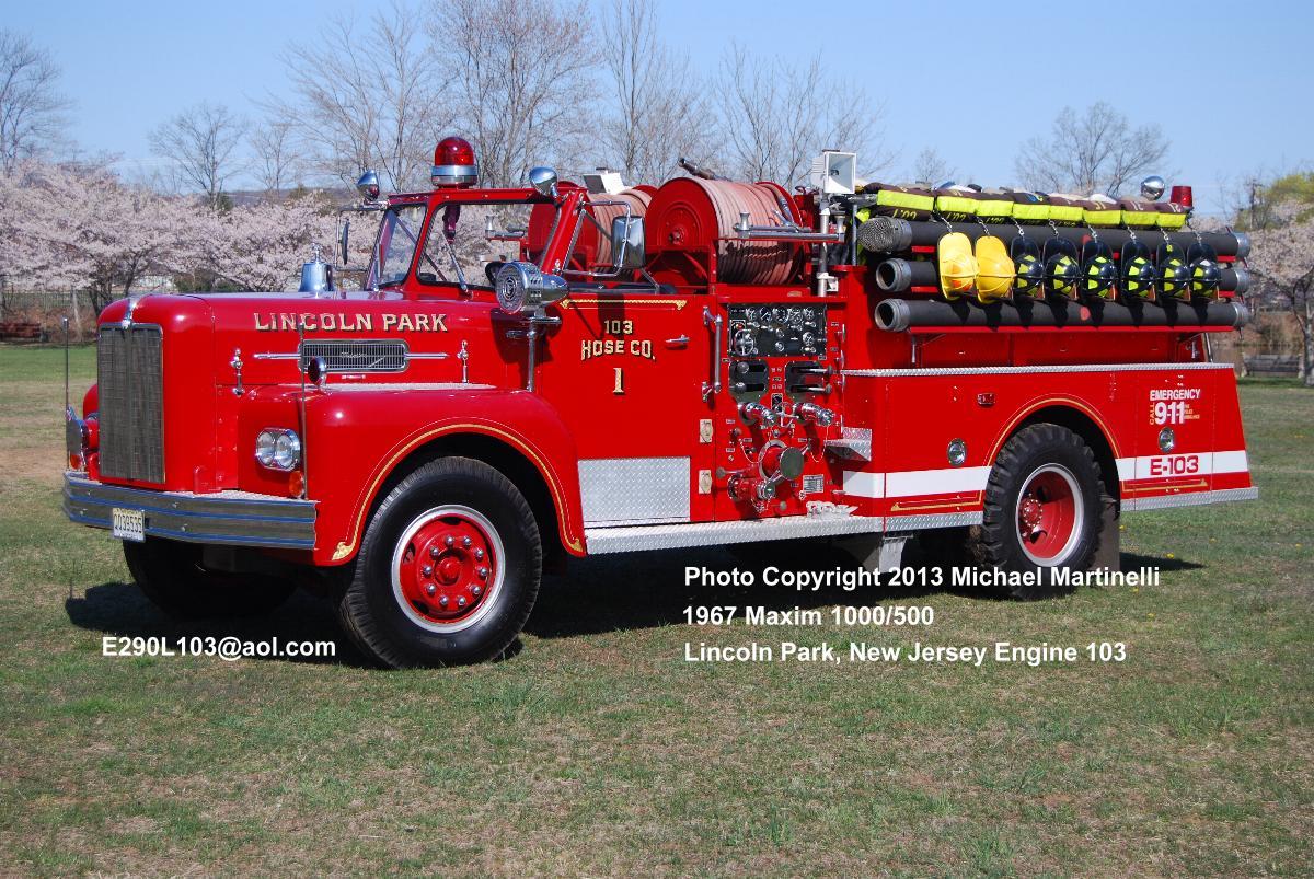 North Park Lincoln >> FDNYtrucks.com (Lincoln Park)