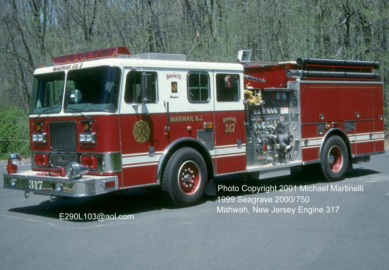 Mahwah Fire Department Firefighting Wiki Fandom