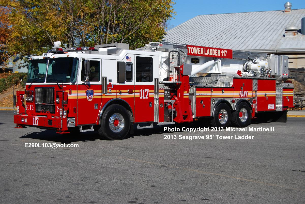 Welcome to the Company Page for Engine Company 263 & Ladder Company 117.