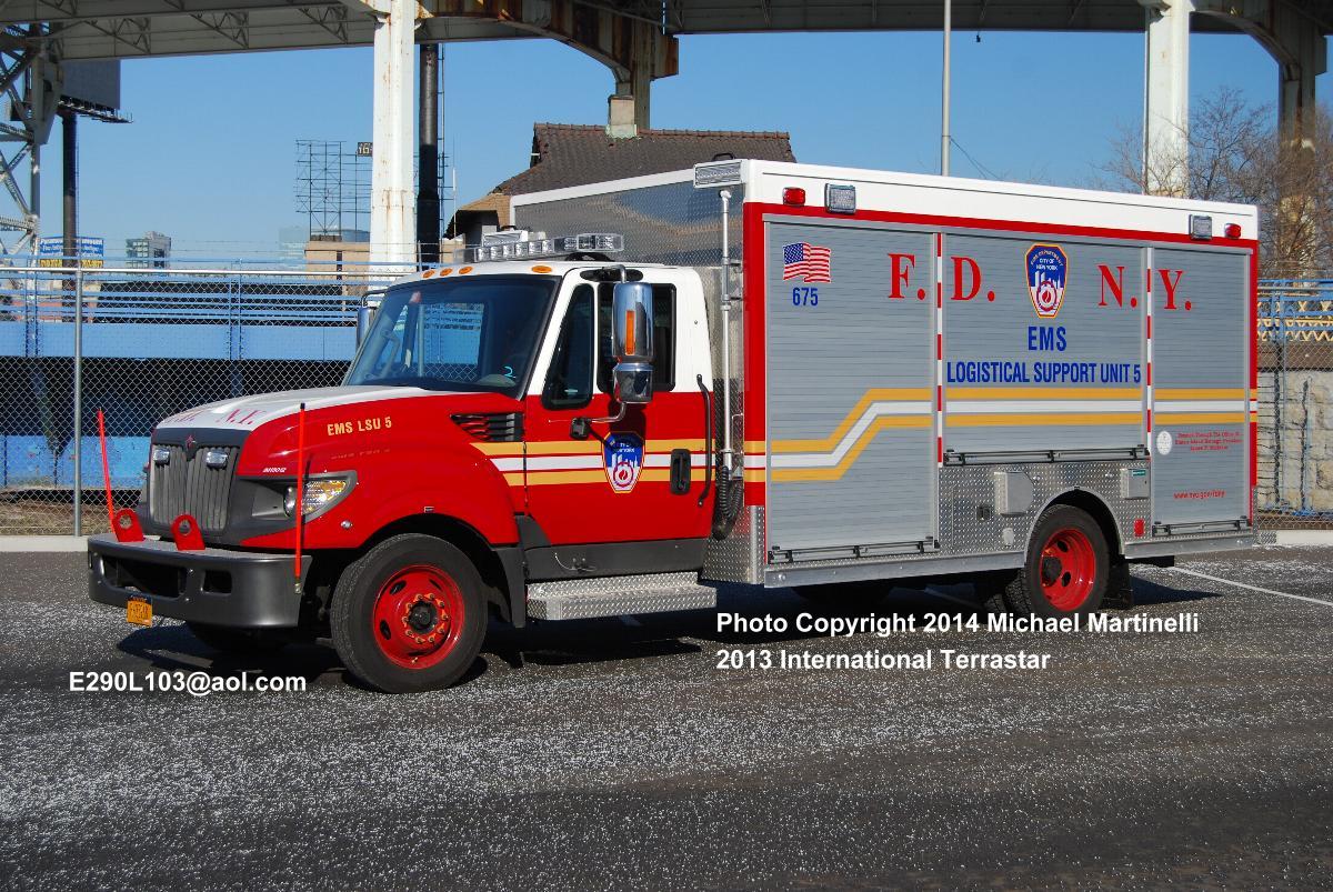 FDNYtrucks.com (FDNY EMS Units)