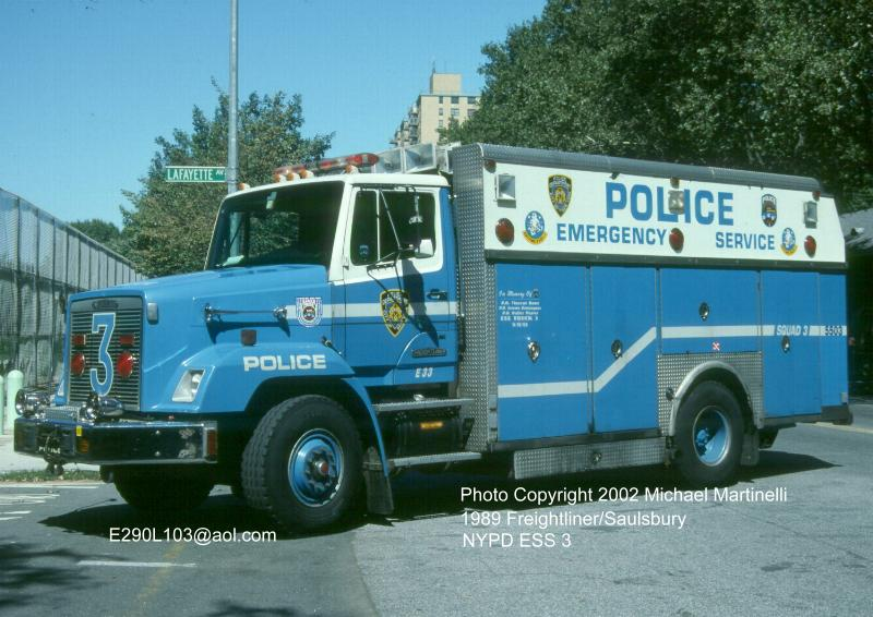 Used Vehicles For Sale >> FDNYtrucks.com (NYPD)
