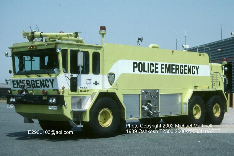 FDNYtrucks com (Port Authority Police)